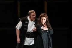 MACBETH DRESS REHEARSAL_ ROH Covent Garden,  Macbeth; Zeljko Lucic, Lady Macbeth; Anna Netrebko,  Banquo; Ildebrando D'Arcangelo, Macduff; Yusif Eyvzov, Lady in Waiting; Francesca Chiejina,                                Malcolm; Konu Kim, Doctor; Simon Shibambu, Servant to Macbeth; Jonathan Fisher, Duncan; John O'Toole, Assassin; Olle Zetterstrom, First Apparition; John Morrissey, Second Apparition; Gaius Davey Bartlett, Third Apparition; Edward Hyde,  Fleance; Matteo Lorenzo, Herald	; Jonathan Coad,